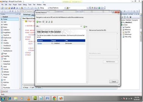 XML WebServices C#