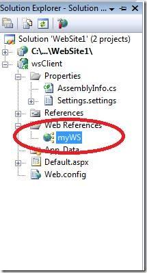 XML Web Services